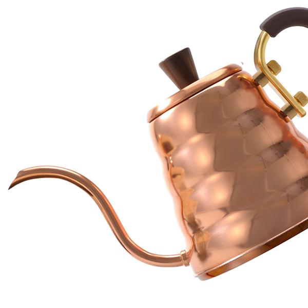 Copper Hario VKBN-90CP Buono Drip Kettle