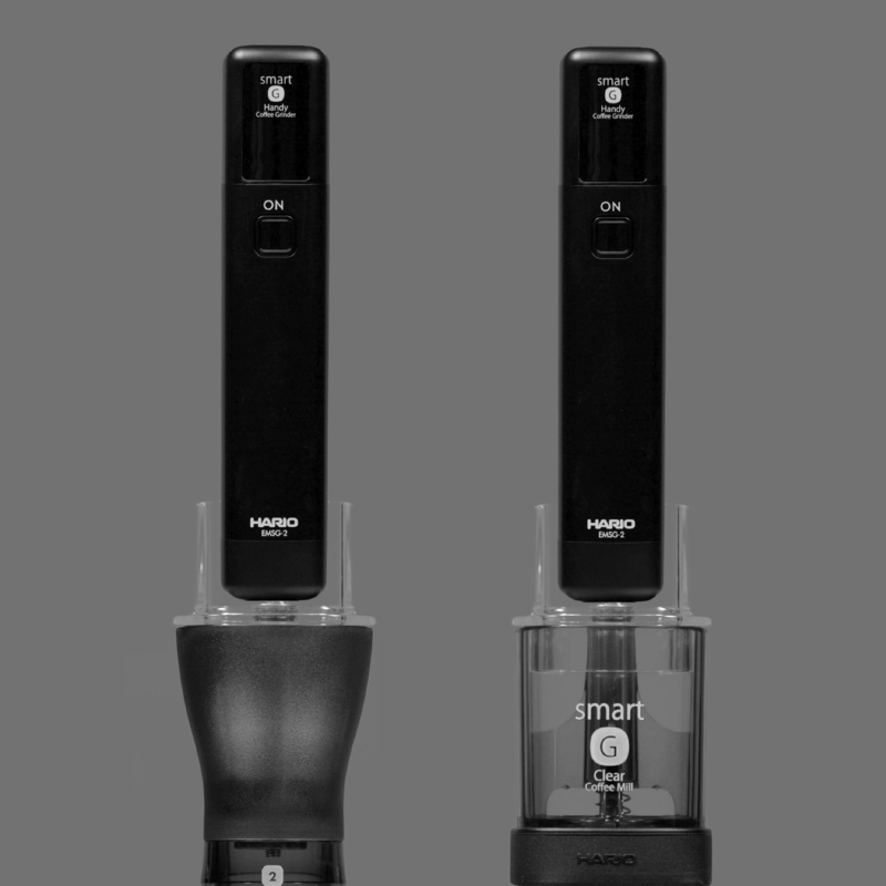 Mobile Mill STICK & Smart G Handy Electric Coffee Grinder - HARIO Co., Ltd.